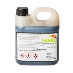 Bejca Rozpuszczalnikowa Sanbej – 2l - Zestaw kolorów 3